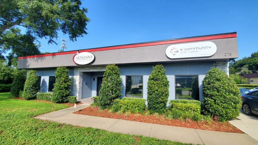 E-Community Center Orlando