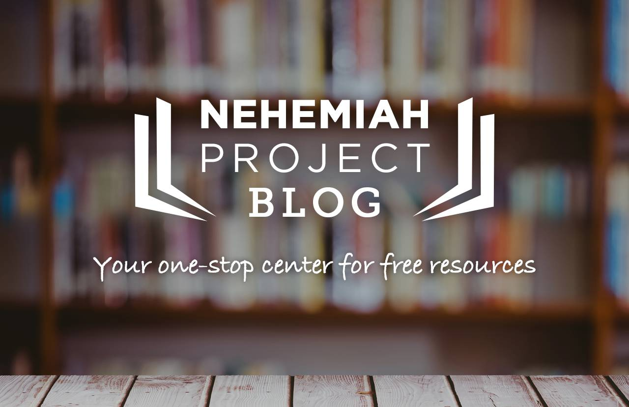 Nehemiah Project Blog