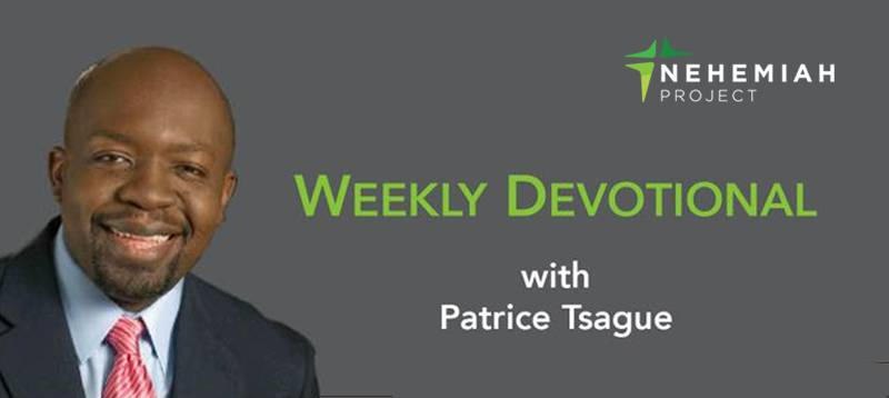Devotionals with Patrice Tsague
