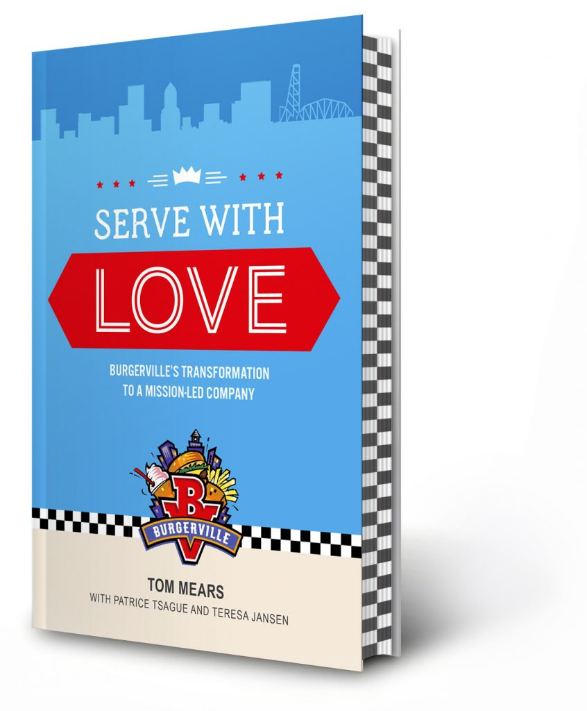 Serve with Love Conference and Book