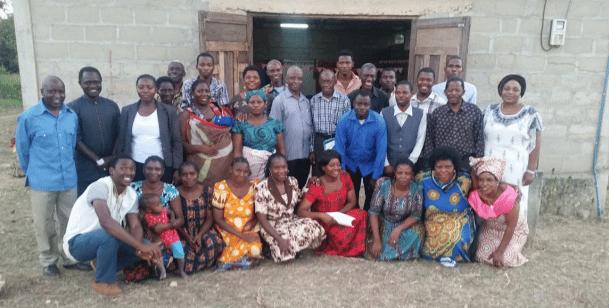 tanzania Sep 2017 students - Nehemiah E-Community