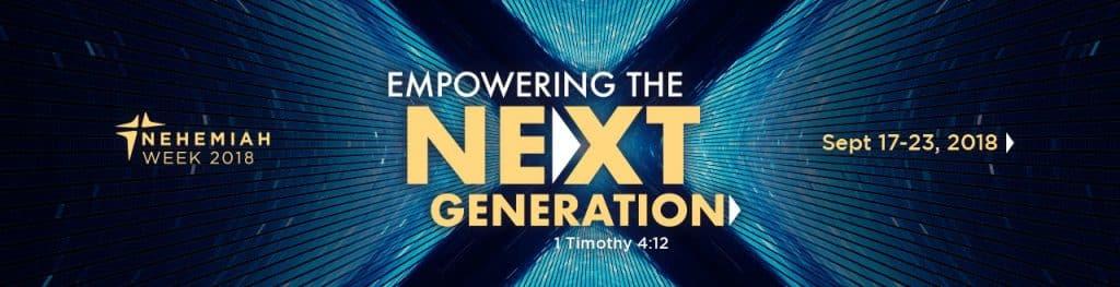 empowering next generation - Nehemiah E-Community