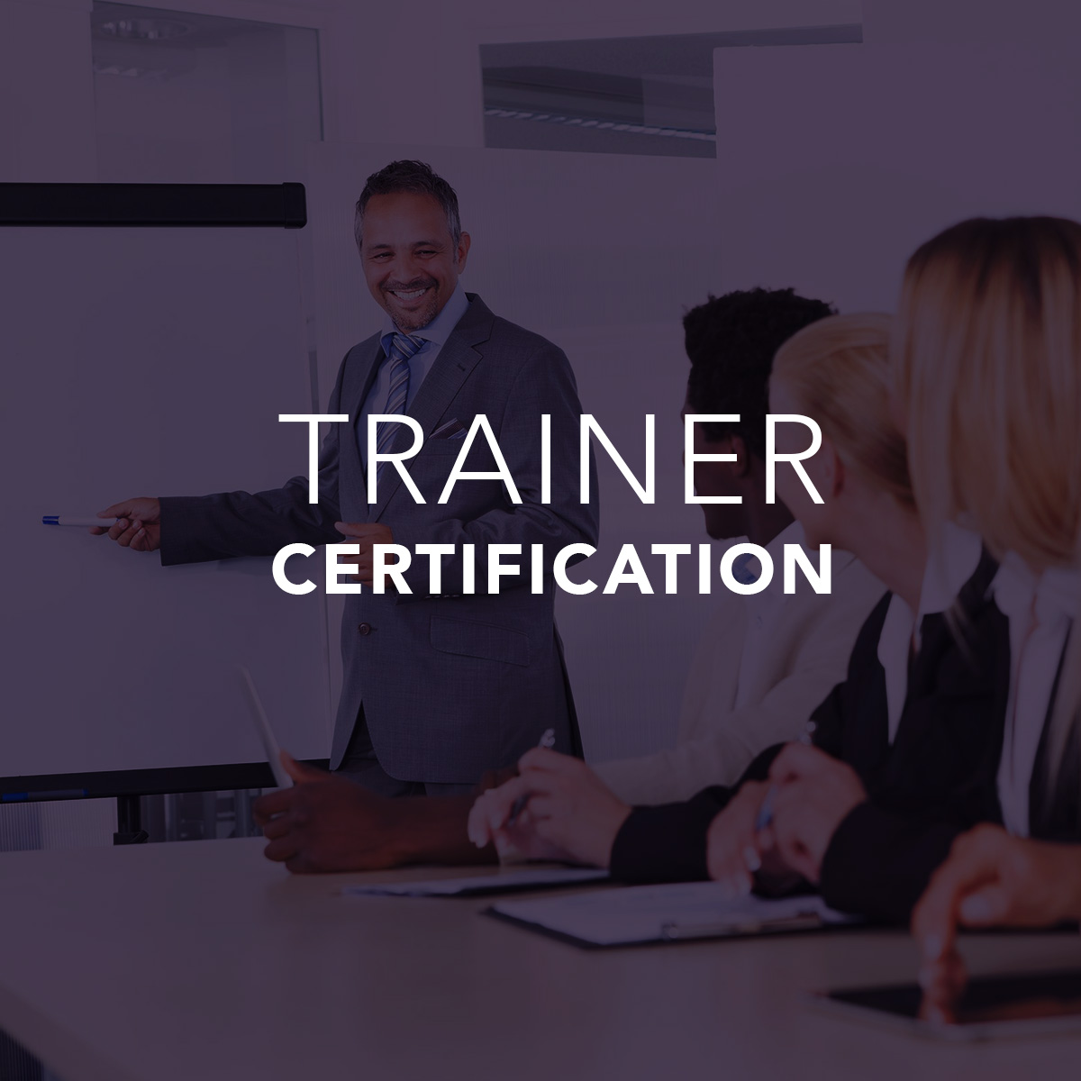 Trainer Certification product image - Nehemiah E-Community