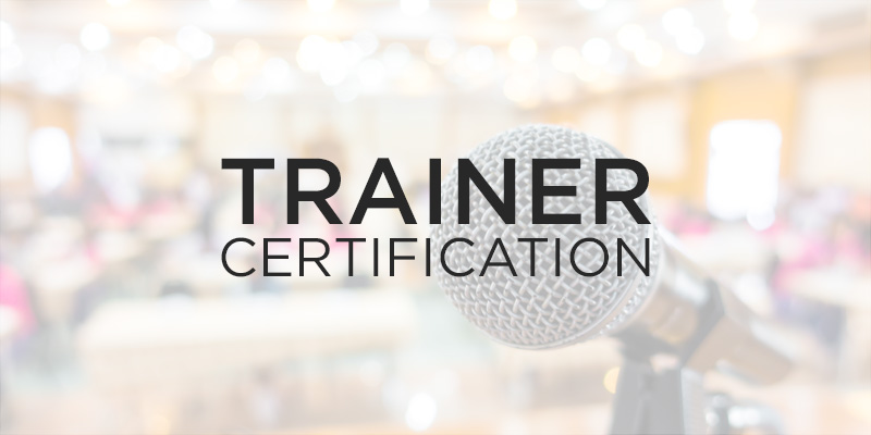 trainer cert over - Nehemiah E-Community