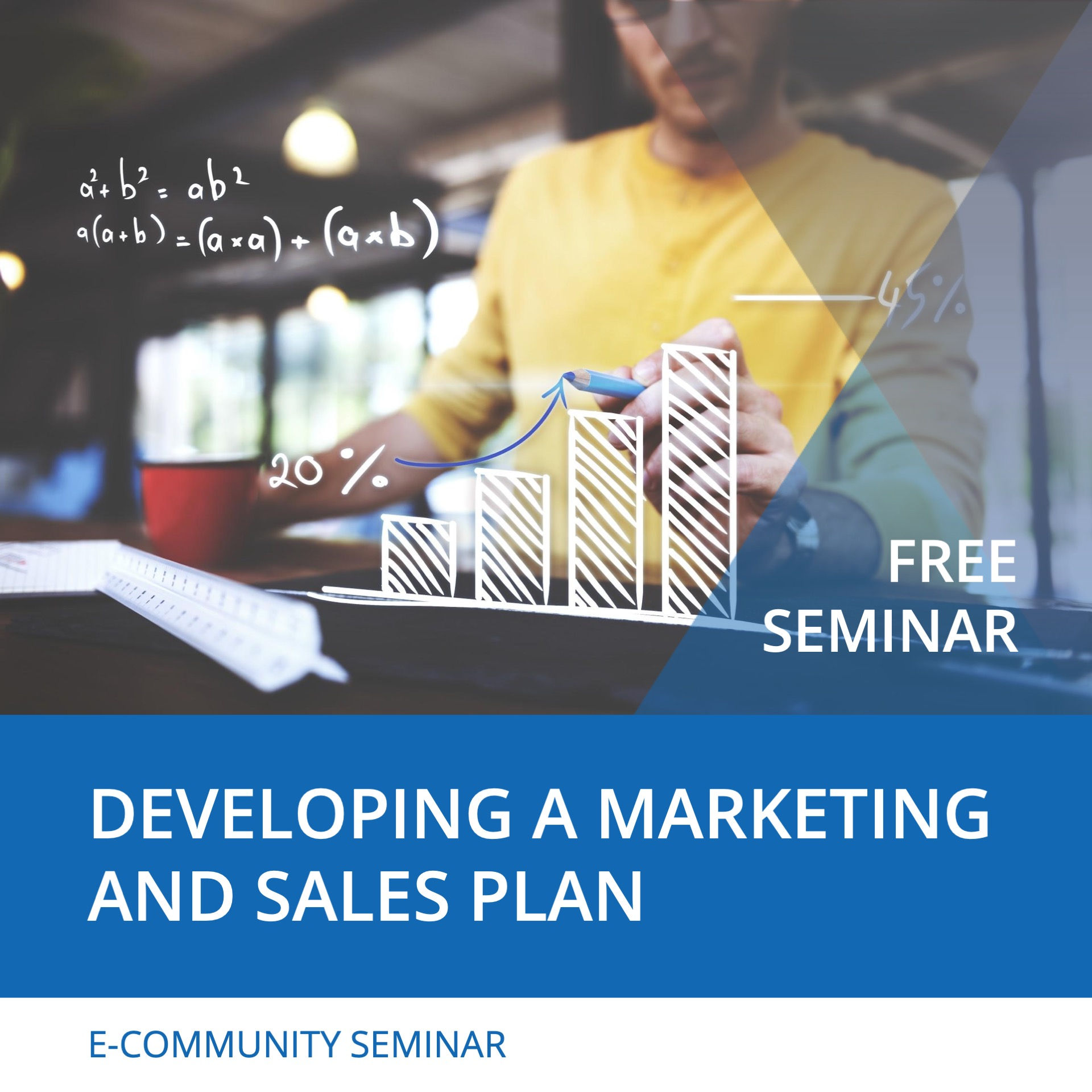 Seminar Developing a Marketing and Sales Plan - Nehemiah E-Community