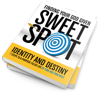 finding your god given sweet spot - Nehemiah E-Community