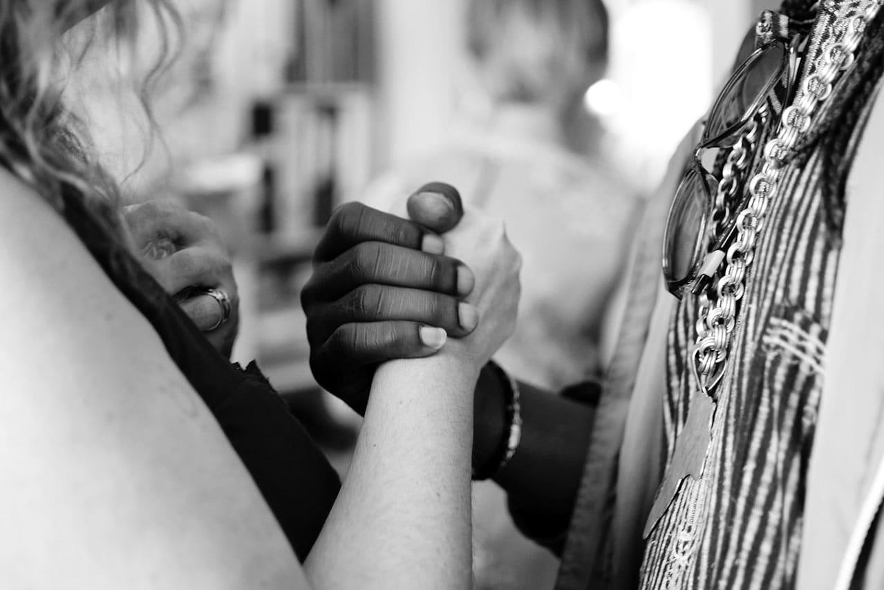 black and white partnership - Nehemiah E-Community