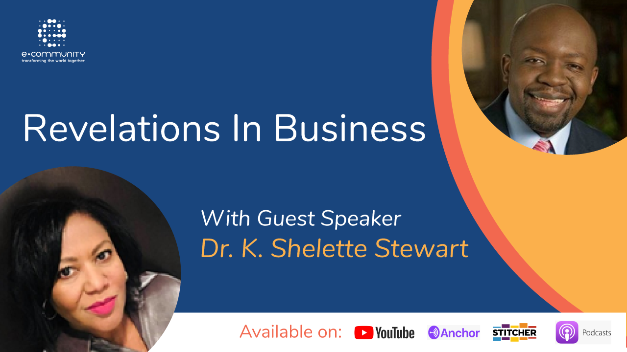 Revelations In Business with Dr Shelette Stewart