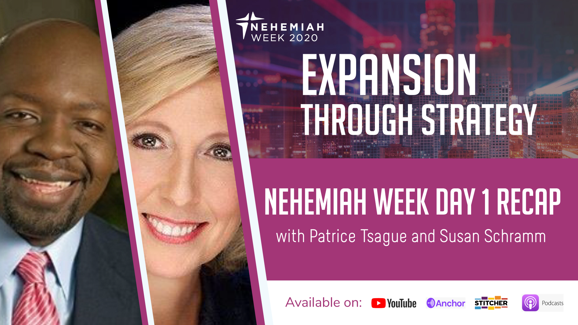Nehemiah Week Day 1 Recap