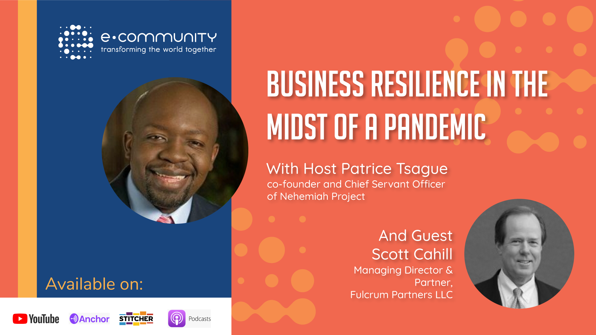 Business resilience in the midst of a Pandemic