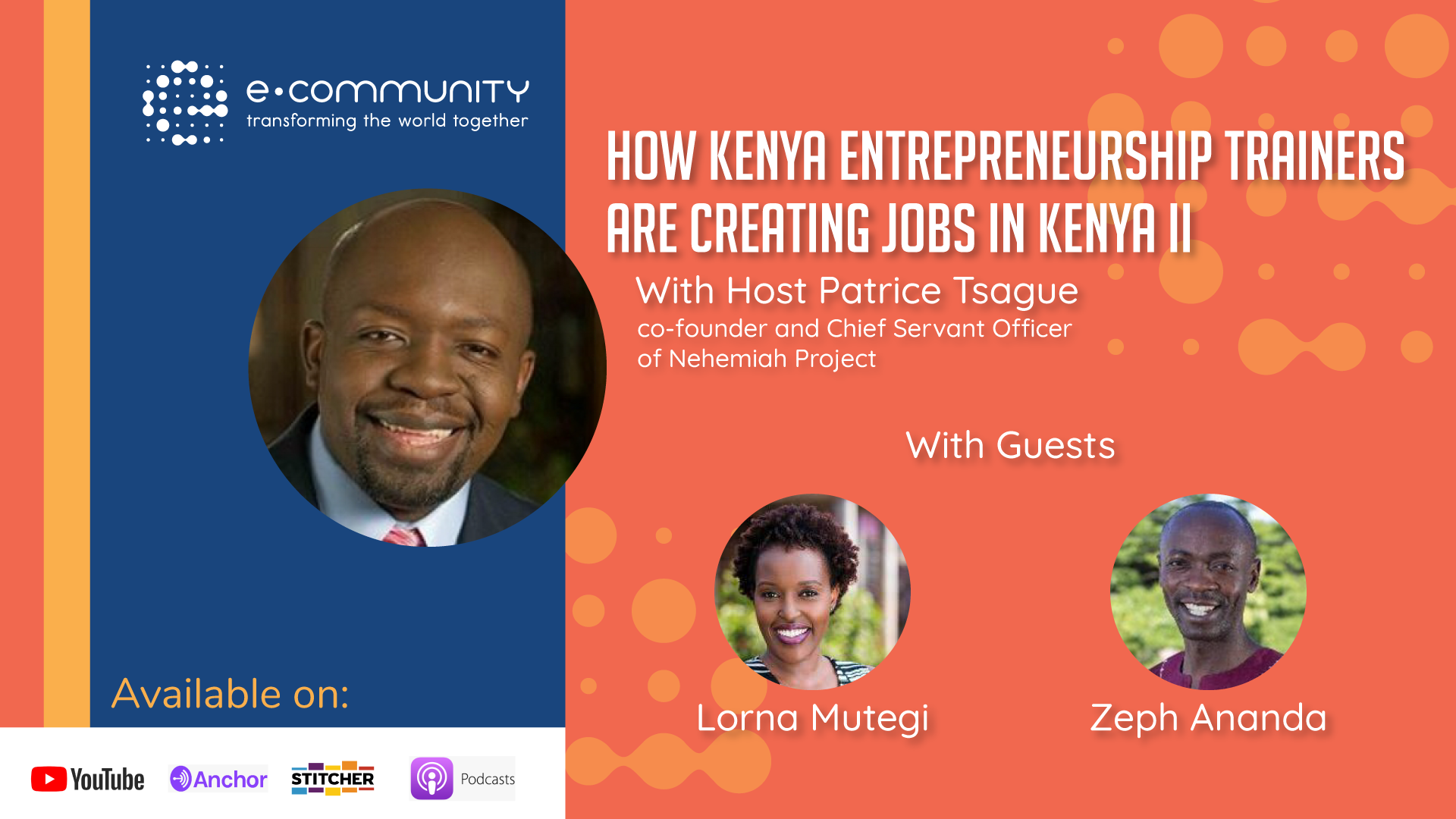 How Kenya Entrepreneurship Trainers are creating jobs in Kenya Part II