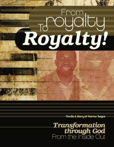 bio Patrice Tsague From Royalty to Royalty cover - Nehemiah E-Community