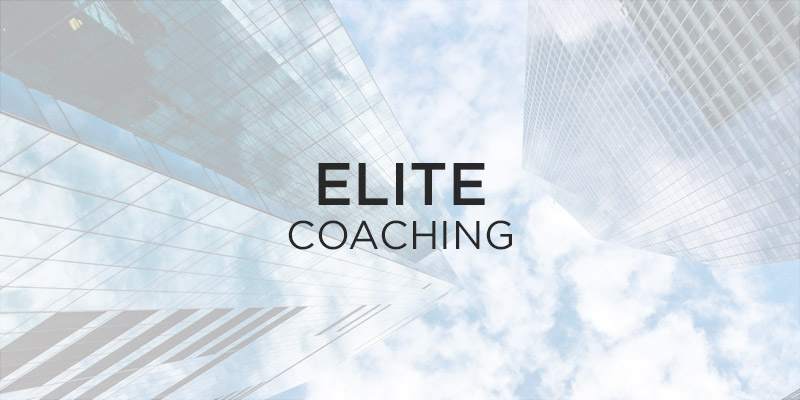 elite coaching over - Nehemiah E-Community