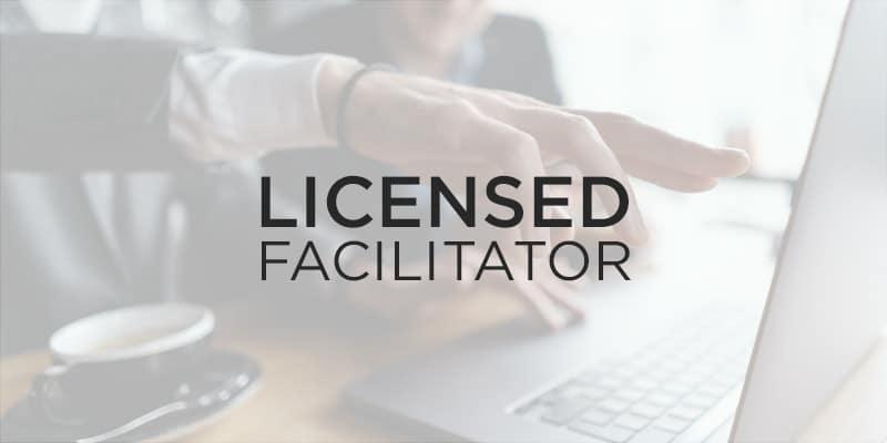 licensed facilitator over - Nehemiah E-Community
