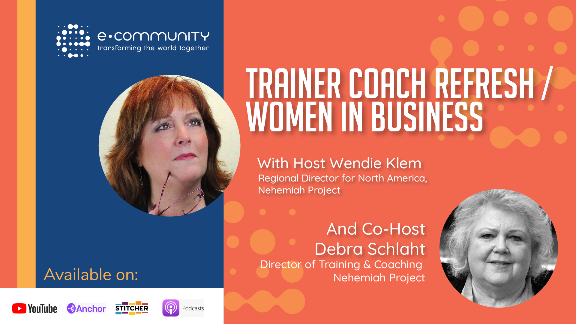 Trainer Coach Refresh - Women in Business