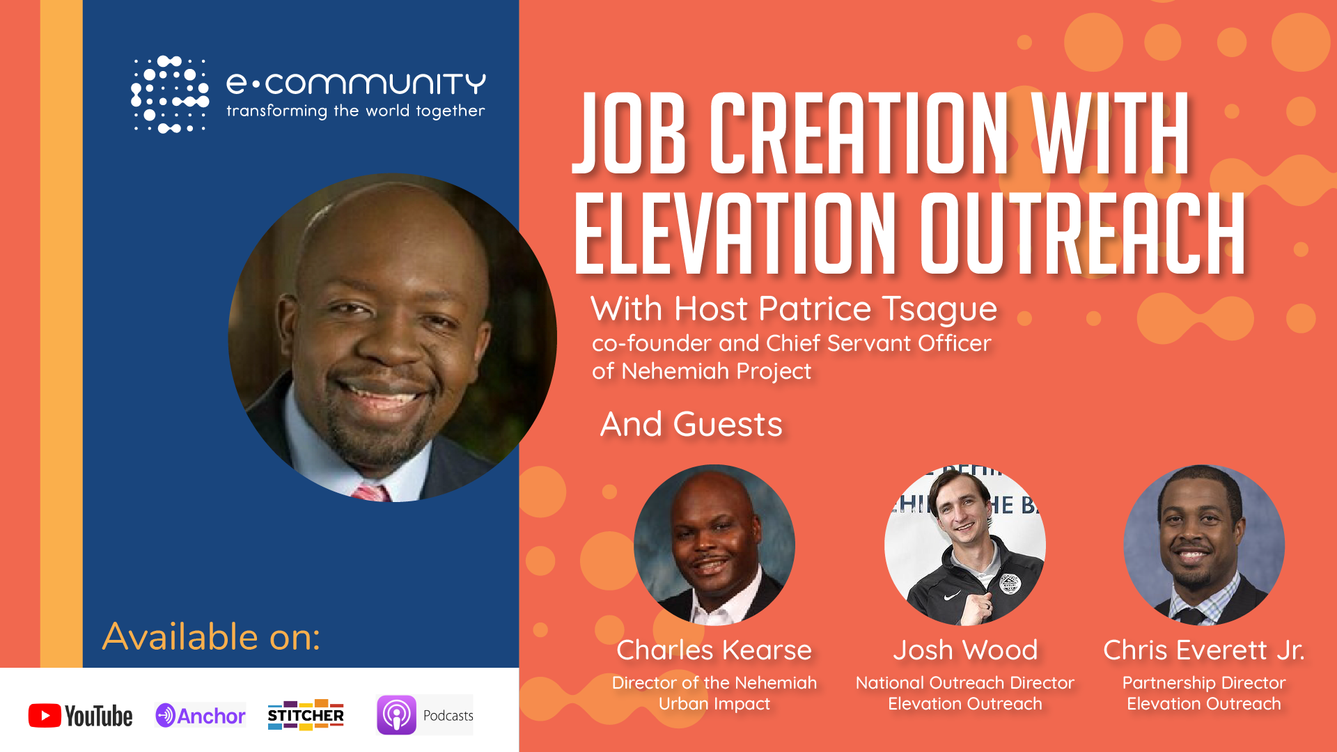Job Creation with Elevation Outreach