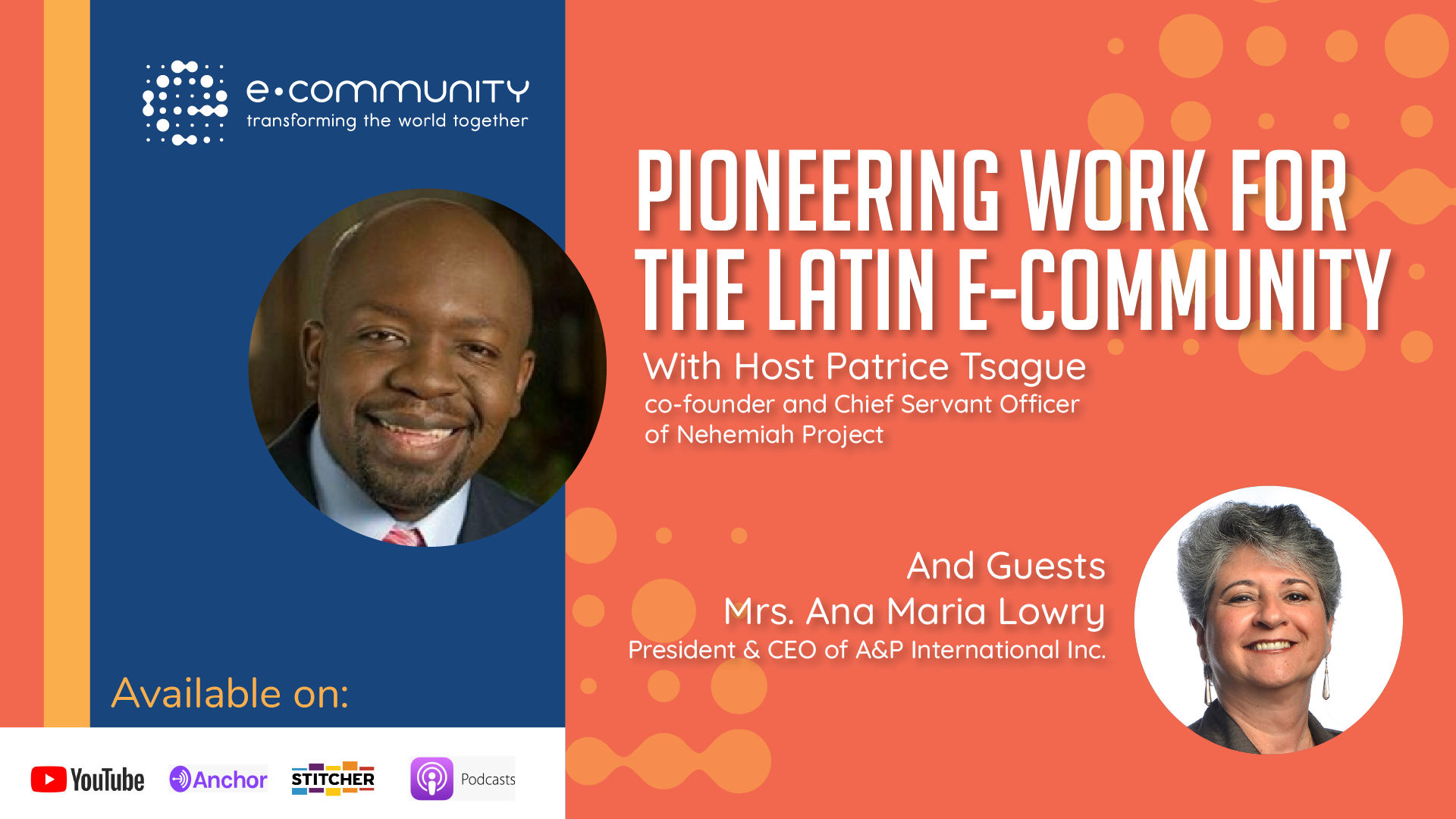 Pioneering work for the Latin E-Community