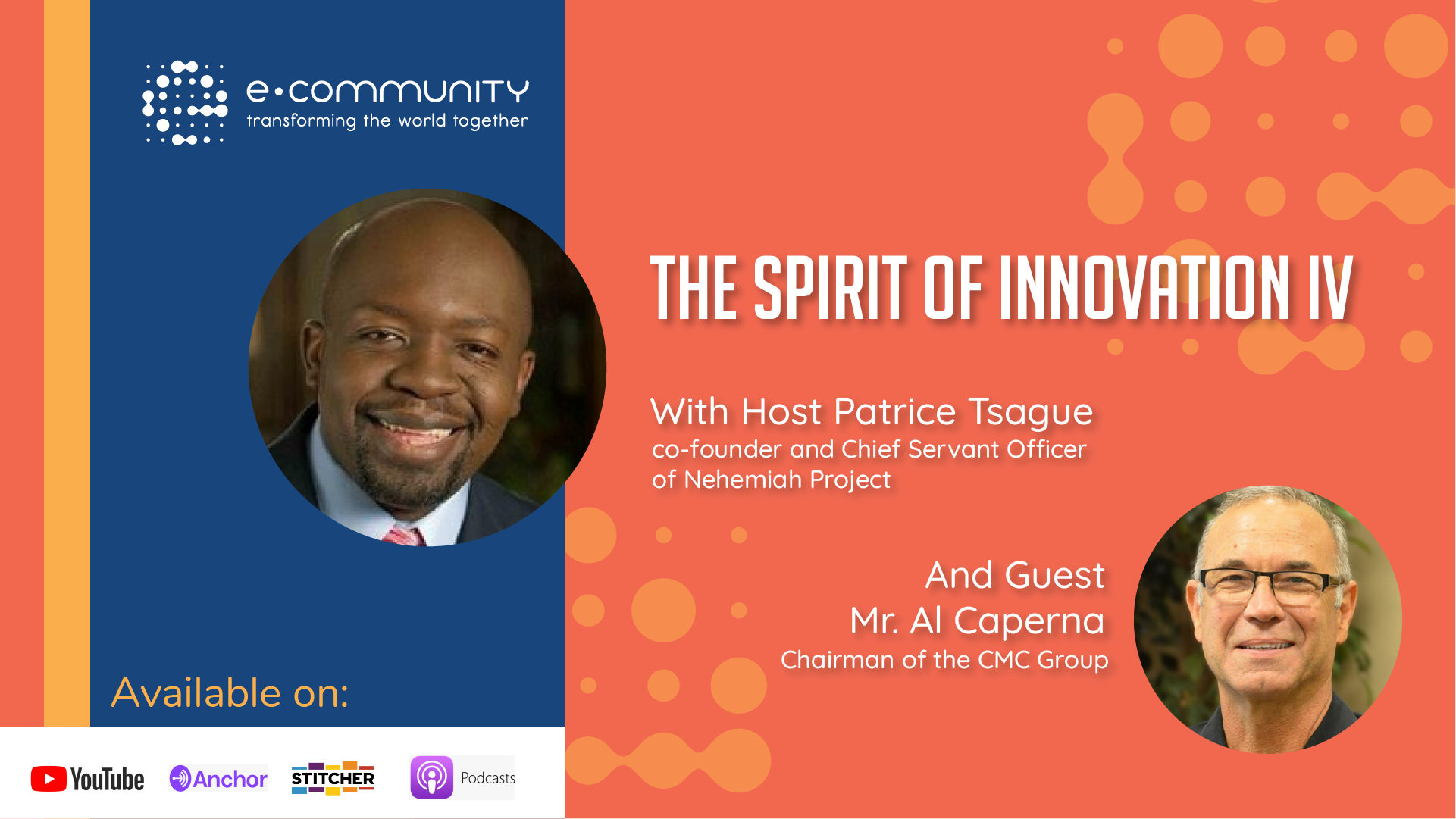 The Spirit of Innovation IV