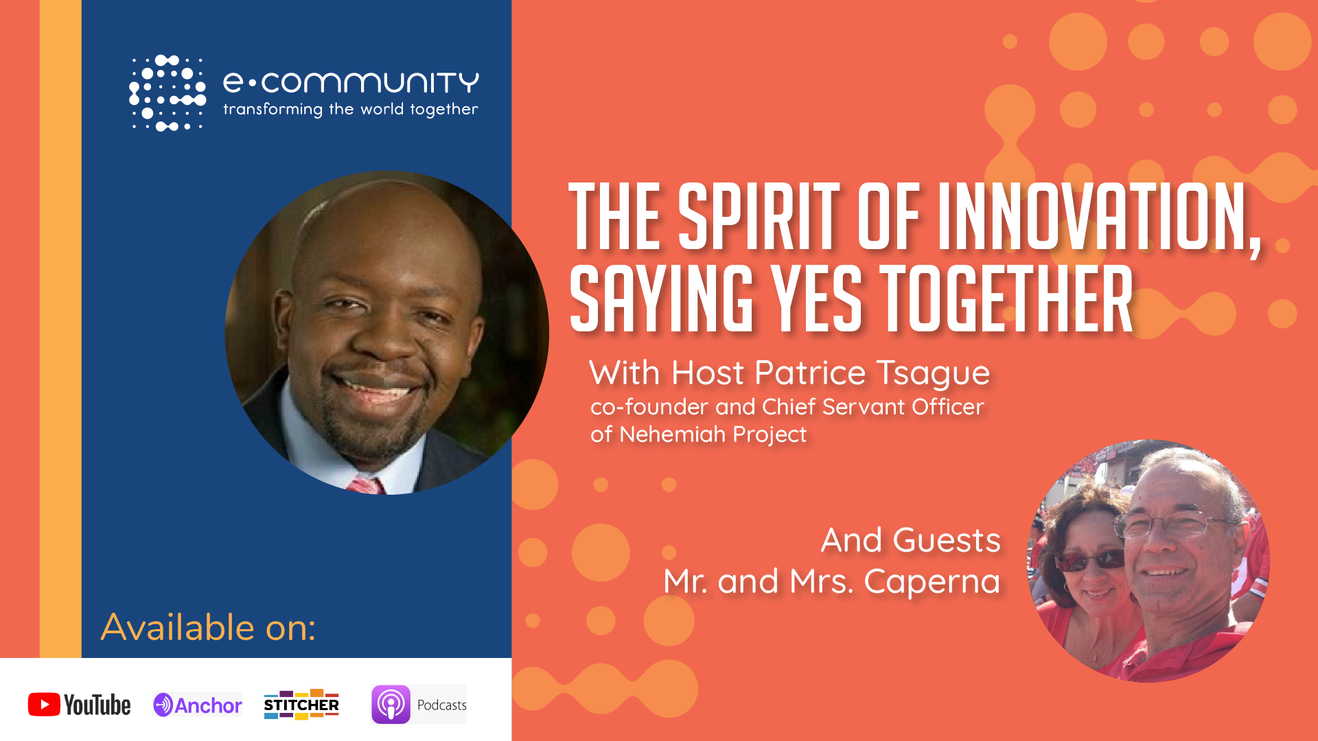The Spirit of Innovation, Saying Yes Together