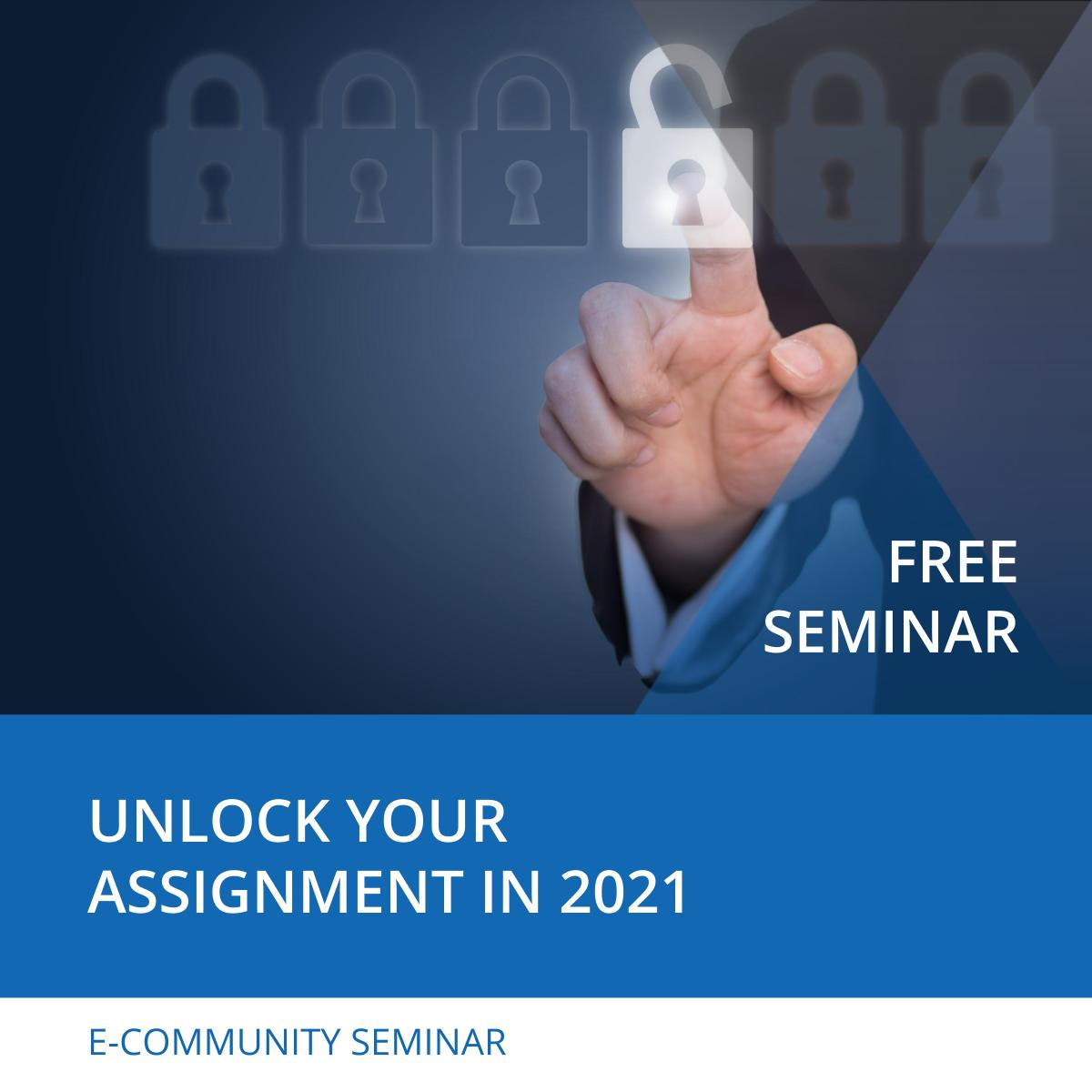 unlock your assignment in 2021 - Nehemiah E-Community