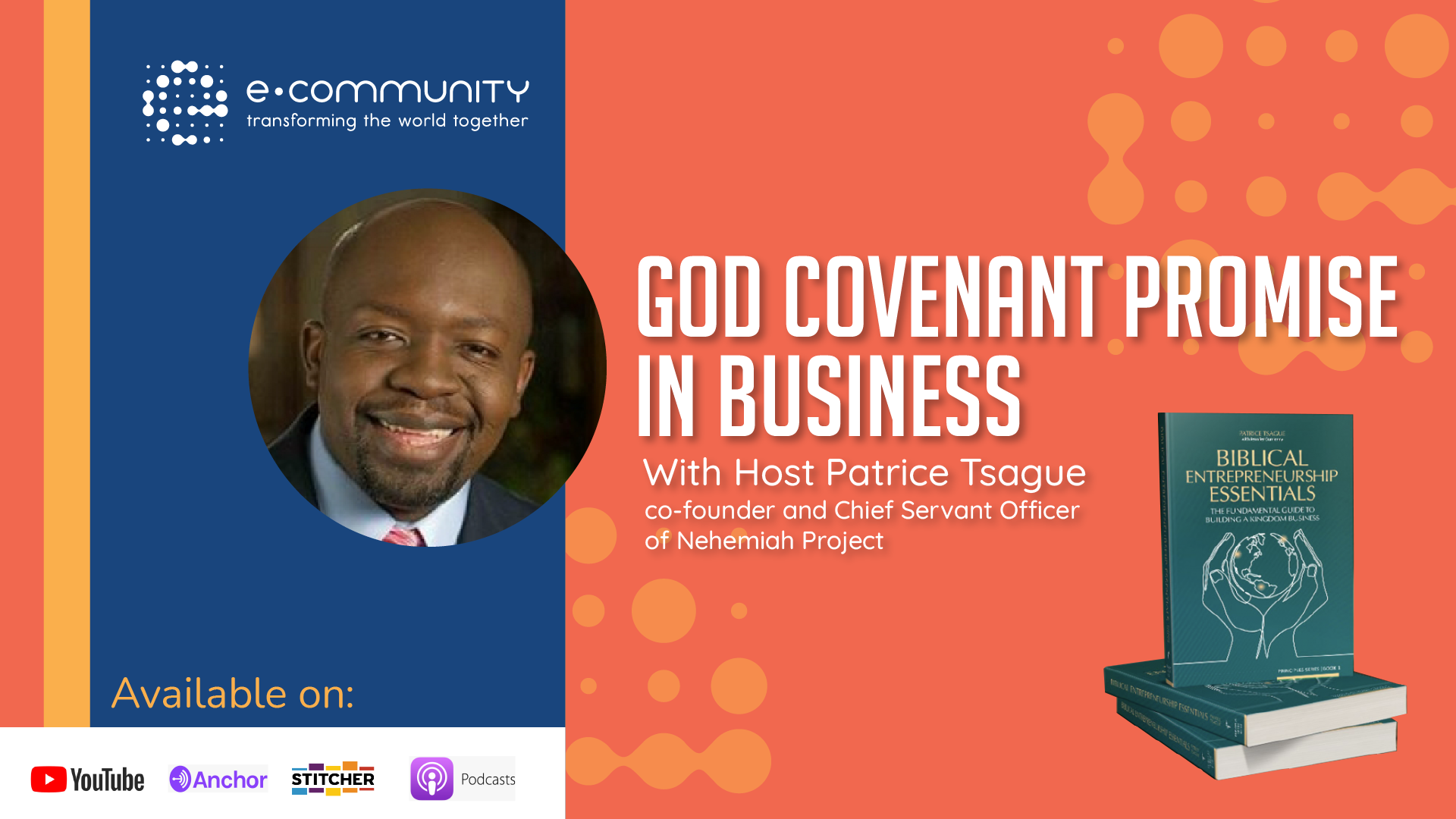 God Covenant Promise in Business