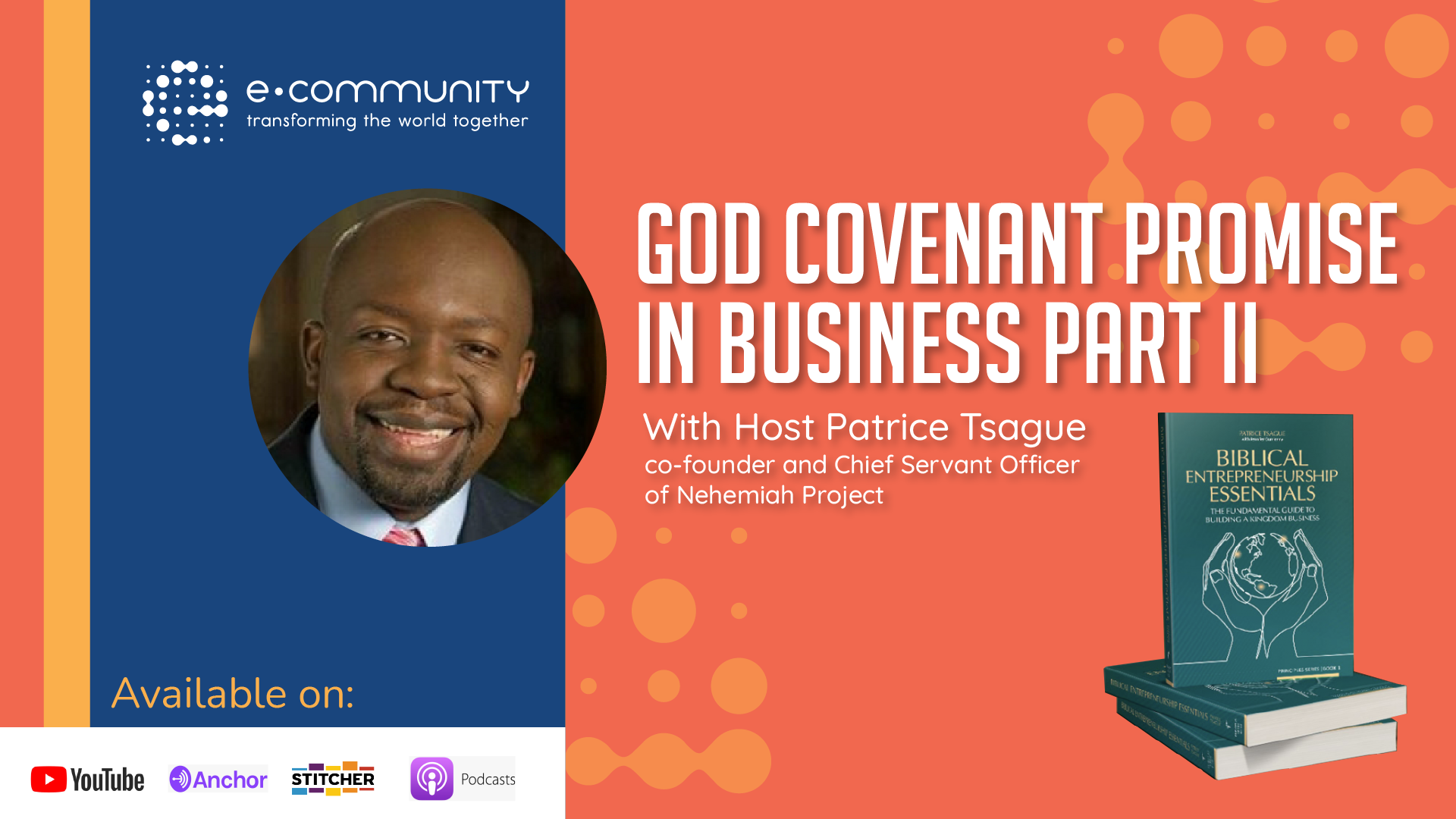 God's Covenant Promise in Business Part II