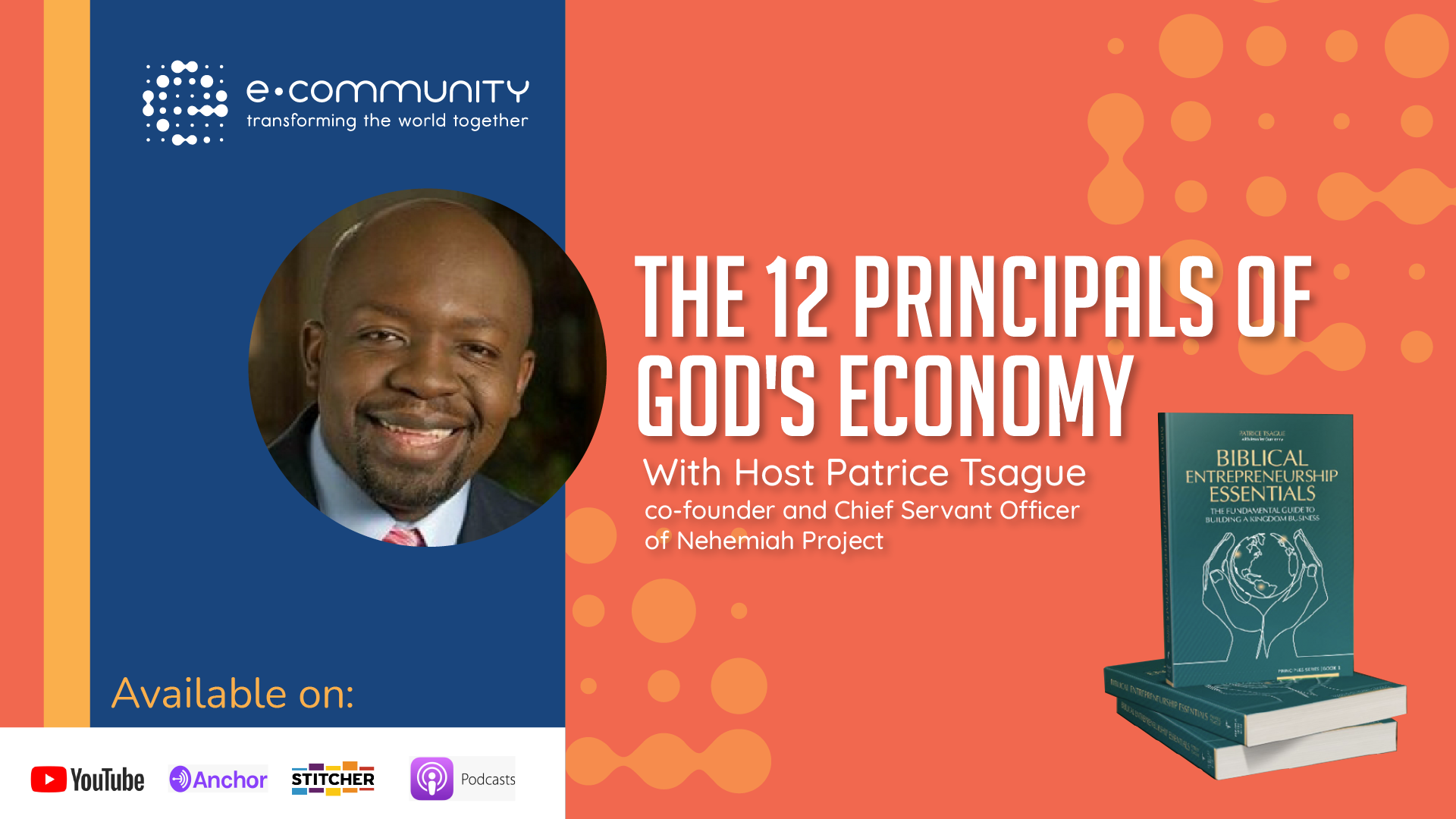 The 12 Principals of God's Economy