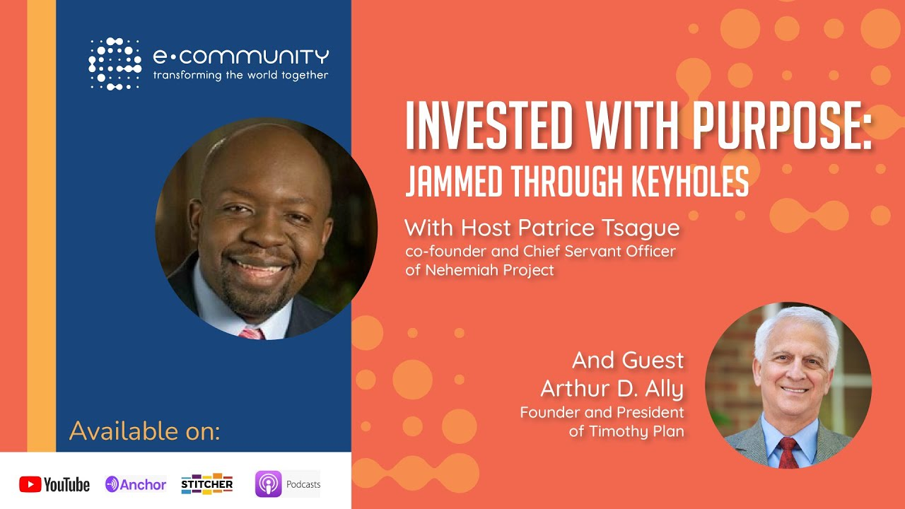 Invested with Purpose: Jammed Through Keyholes