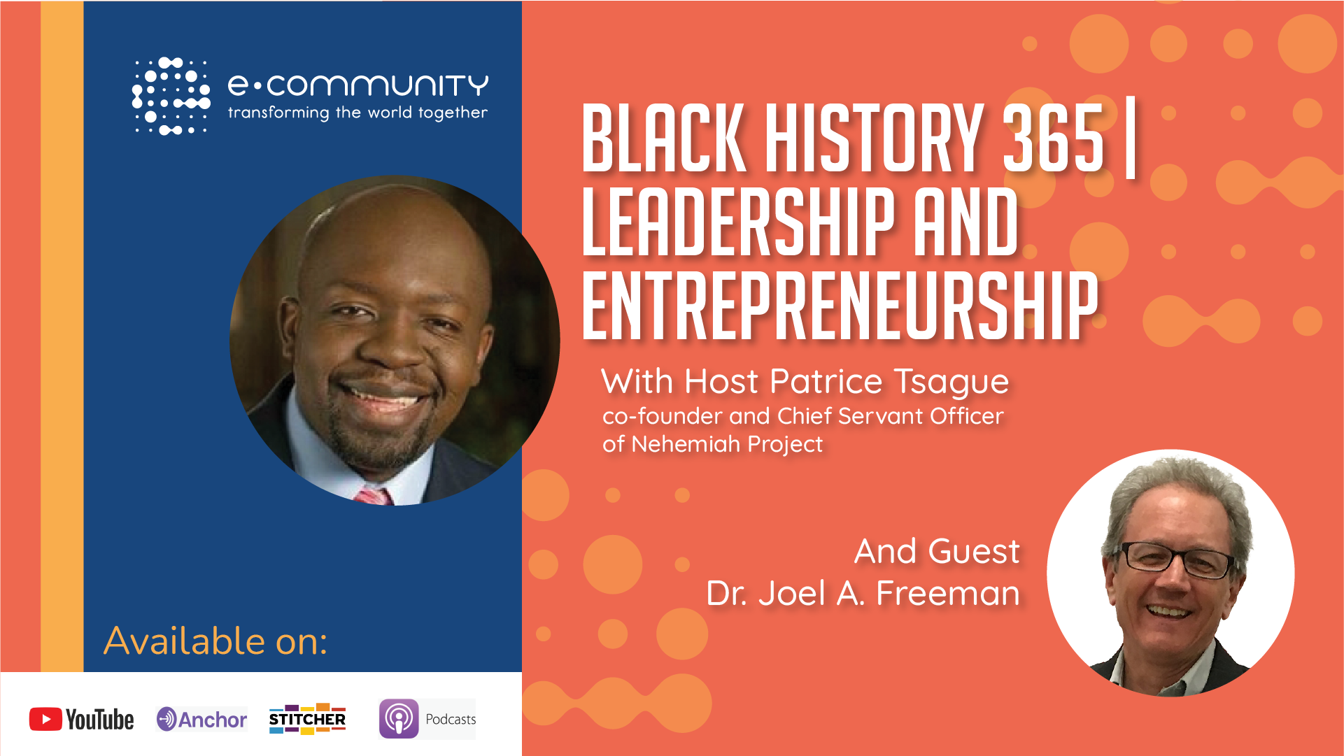 Black History 365 | Leadership and Entrepreneurship
