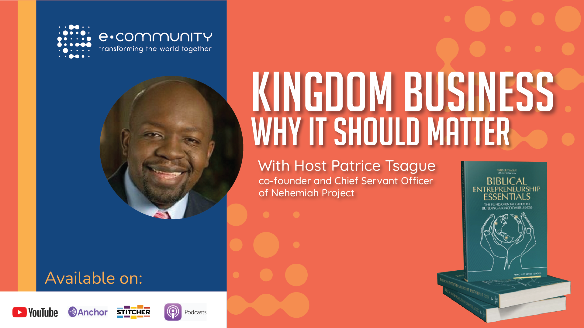 Kingdom Business - Why it should matter