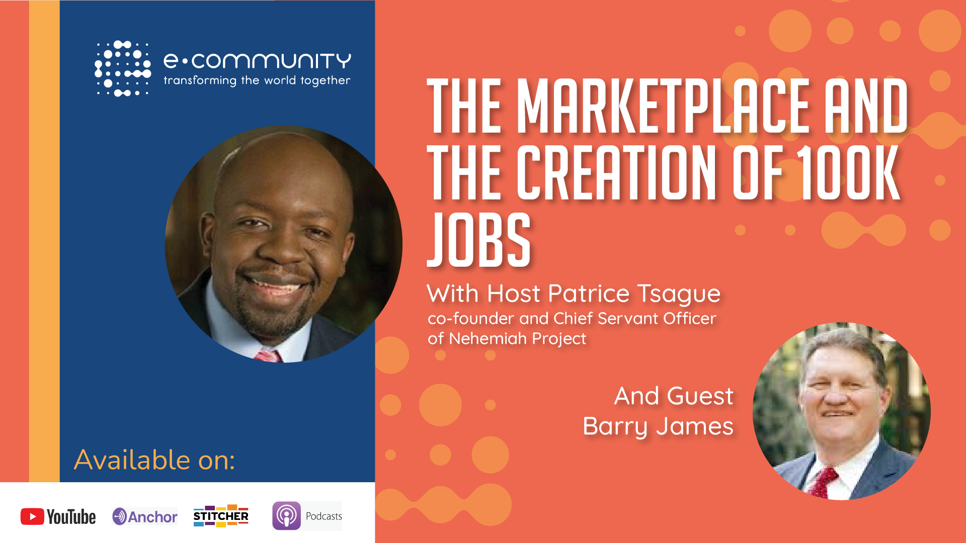 The Marketplace and the Creation of 100K Jobs