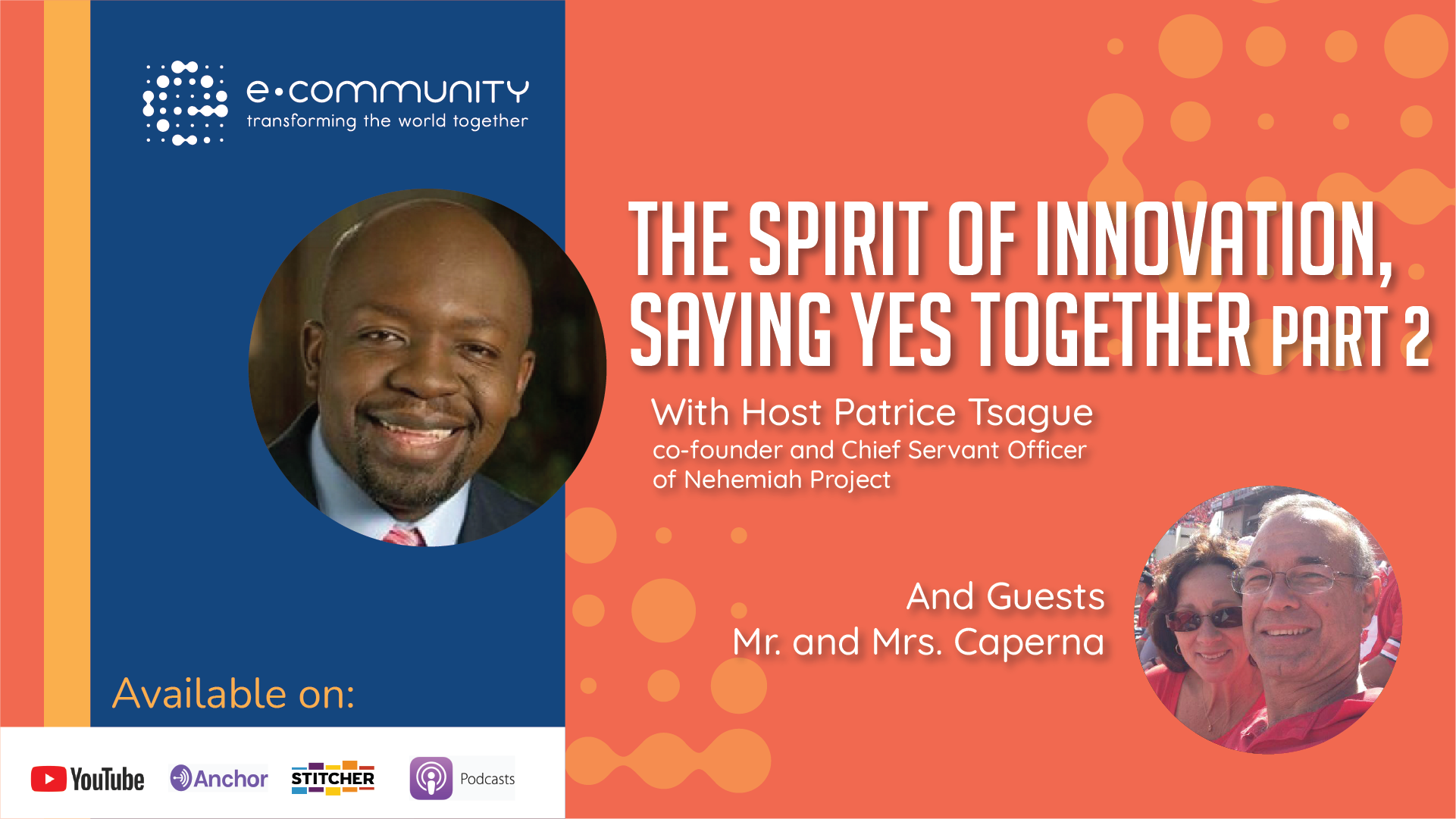 The Spirit of Innovation - Saying Yes Together Part 2