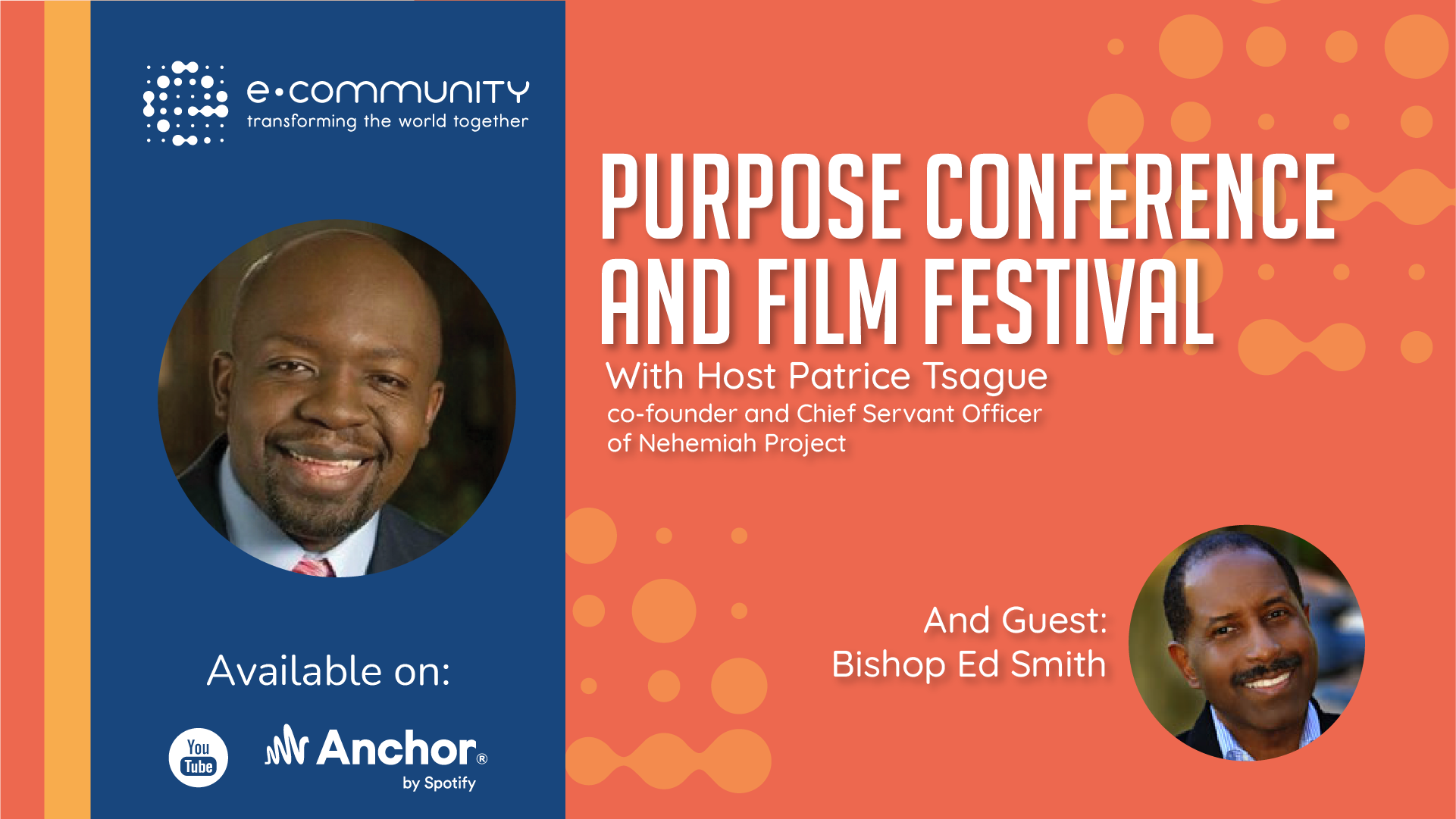 Purpose Conference and Film Festival