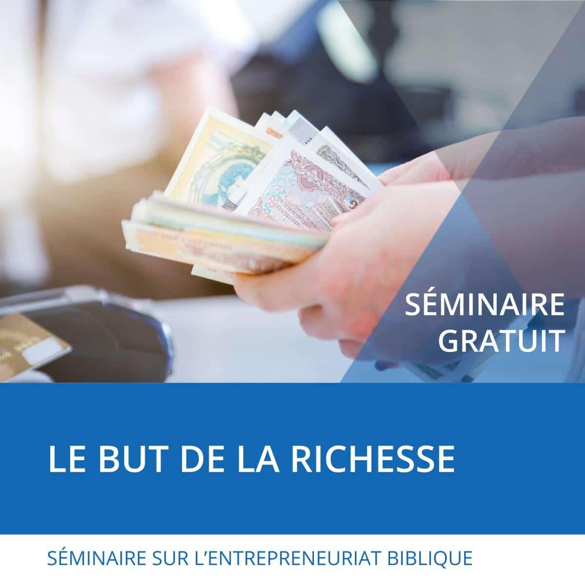 BE Seminar Promo All Topics Social Media FR 4 - Nehemiah E-Community