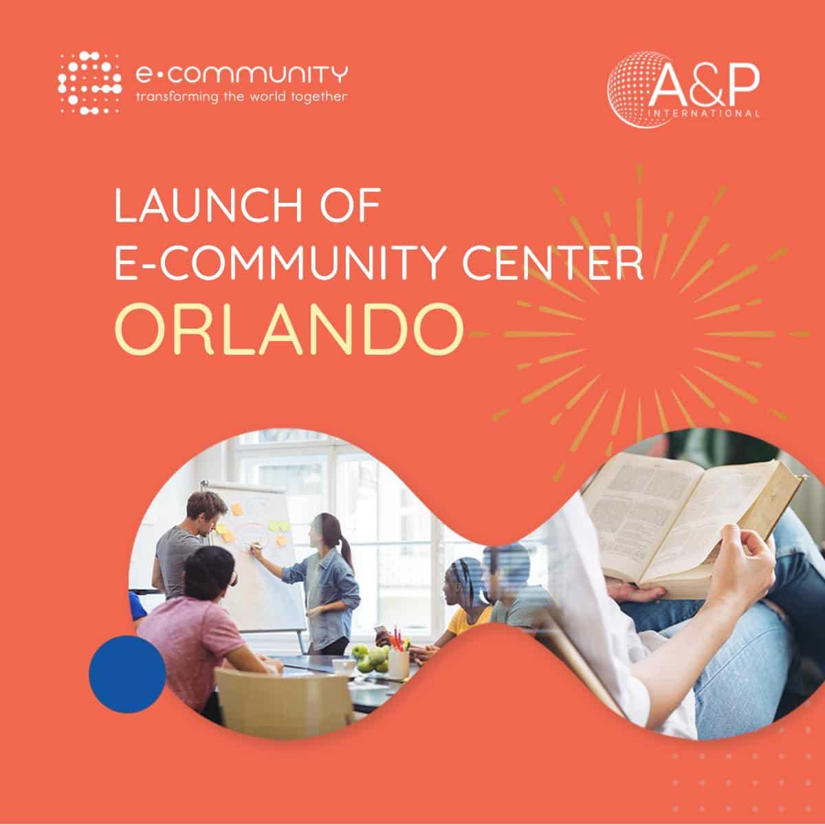 anp orl center launch jun2021 - Nehemiah E-Community