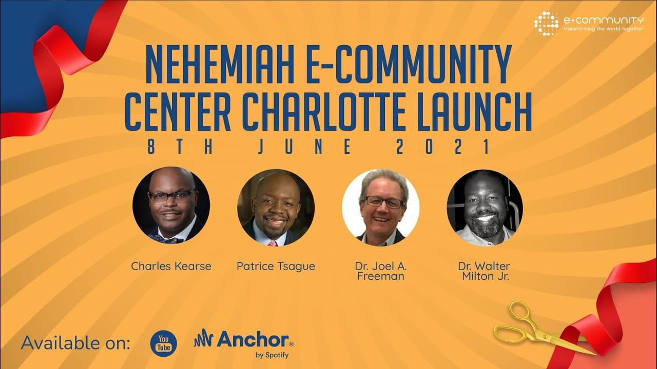 Charlotte E-community Center Opening
