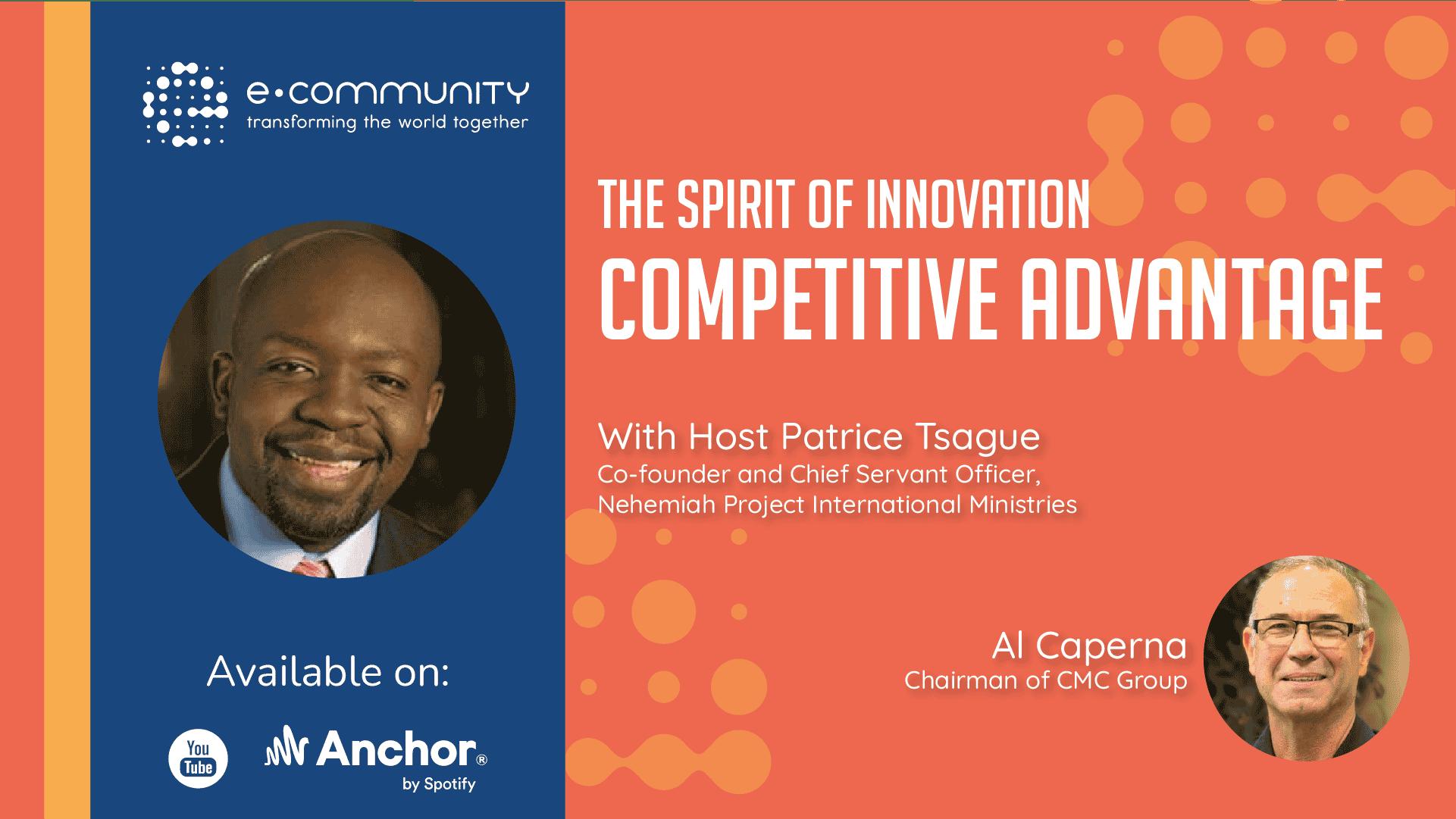 Avantage compétitif | L'esprit d'innovation